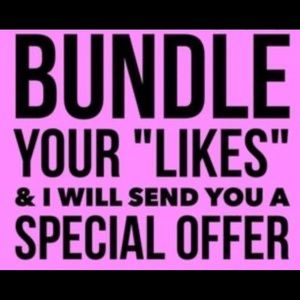 I'll offer you a great deal. 😃👊🏻